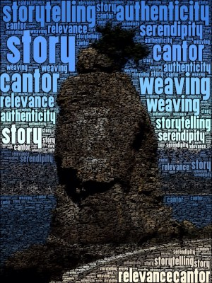 """Siwash Rock - Storytelling by David Truss"
