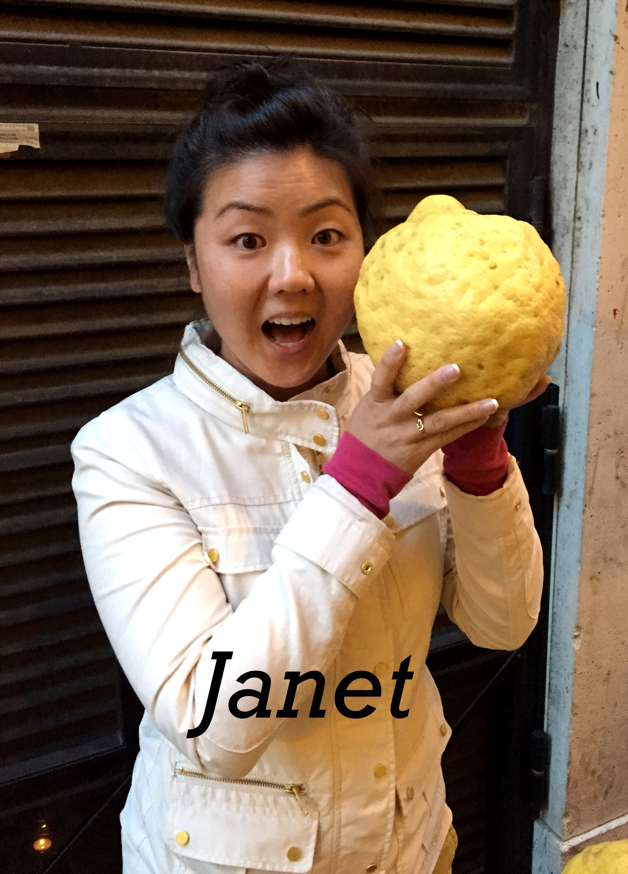 Hi, I'm Janet