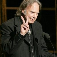 Daddy is a Rock Star: Neil Young's Big Red Button