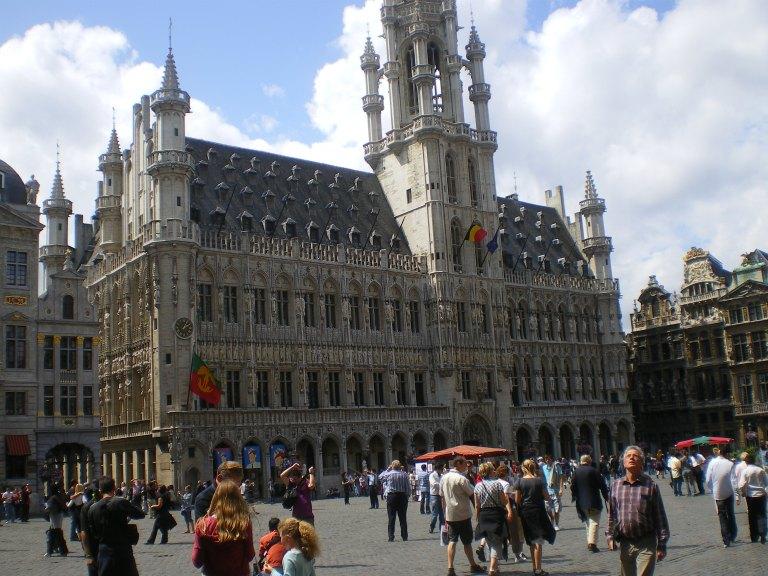 Plaza Mayor de Bruselas