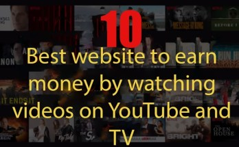 Earn money online with 10 best websites by watching videos