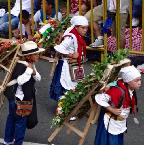 Desfile de silleteros 2018 programación Medellin