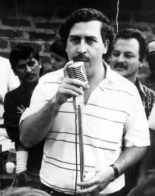 Como fue vivir en Medellin durante la época de pablo Escobar