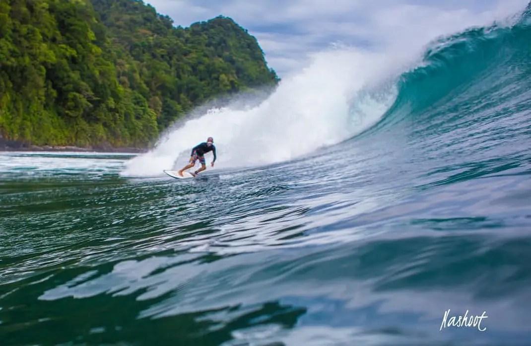 Nuqui las mejores playas para practicar surf en Colombia