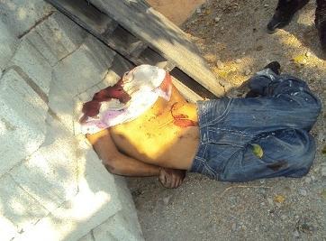 Descuartizado Estado Narco