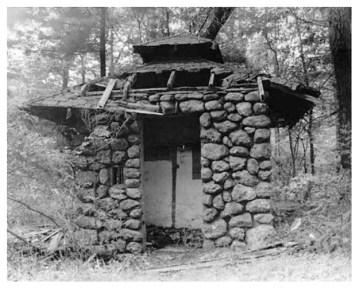 ORAK Ruins, Harriman State Park: The Gatehouse