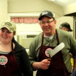 valuable volunteers for Paisley Agricultural Society
