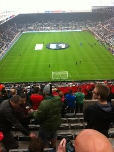 Newcastle away