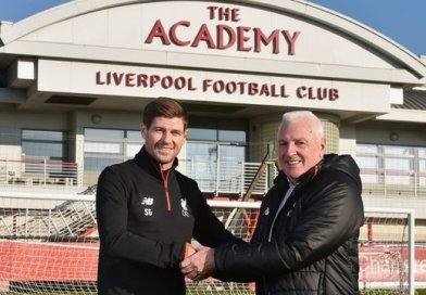 Steven Gerrard Takes Up Liverpool Academy Role