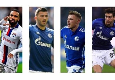 """Lyon Getting """"Mad"""" to Keep Lacazette, Media """"Knows Nothing"""" About Schalke Trio"""