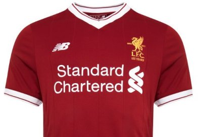 Liverpool Unveil New Kit & Crest to Mark Club's 125th Anniversary