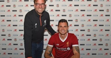 Dejan Lovren Ends Contract Stalemate, Signs New Liverpool Deal Until 2021