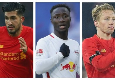 Liverpool Could Spin the Midfield with Can, Keita and Lucas All in Play