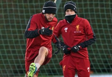 Lallana's Fitness to be Closely Managed, Moreno and Matip Still Sidelined