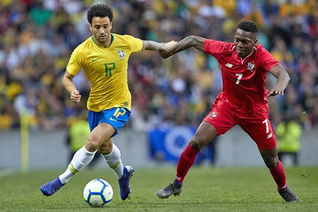 Felipe Anderson Brazil