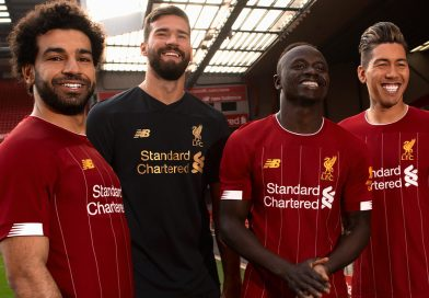 Liverpool New Home Kit 19-20