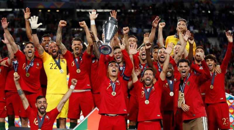 UEFA Nations League Portugal
