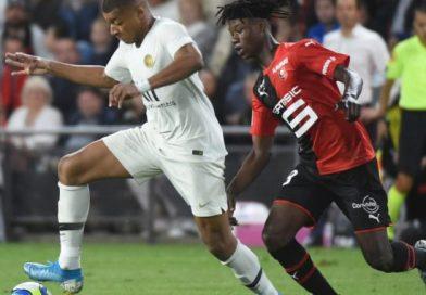 Camavinga Rennes and PSG Mbappe