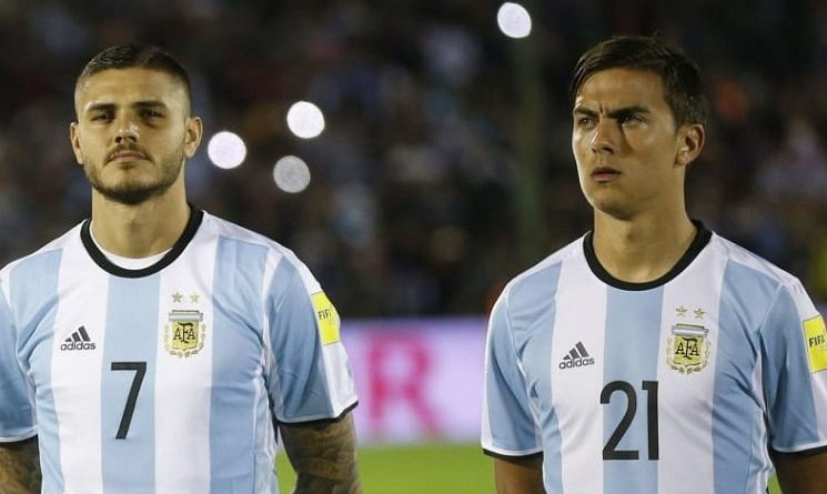 Dybala Icardi Argentina