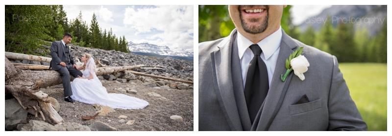 Wedding Photographer Banff Alberta