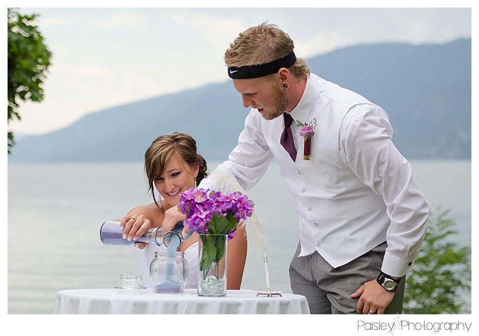 Lake Wedding Ceremony, Kopje Park Wedding Ceremony, Sand Ceremony Wedding Ceremony, Kelowna Wedding, Vernon Wedding, Kelowna Wedding Photography, Kelowna Wedding Photographer