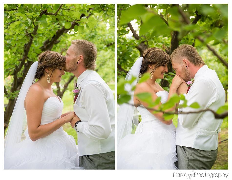 Sweet Kisses Kelowna Wedding Photos, Kelowna Wedding Photographers, Calgary Wedding Photographer, Cochrane Wedding Photographer, Orchard Wedding, Apple Orchard Wedding, Kelowna Wedding, Vernon Wedding,