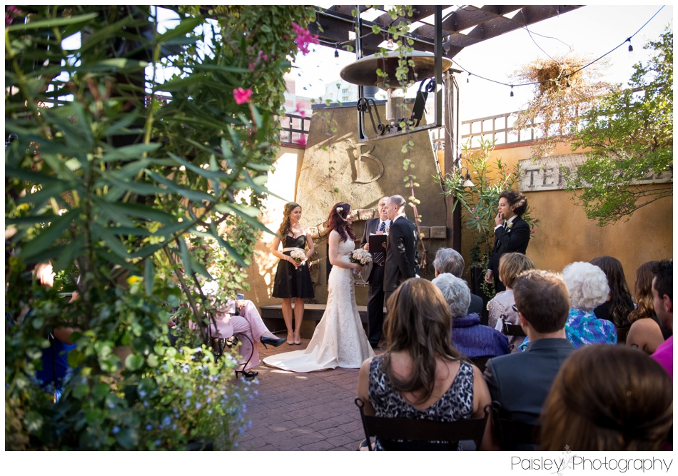 Calgary's Bonterra Trattoria Wedding
