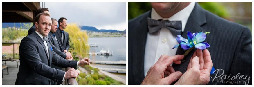 Spring Kelowna Wedding Photography