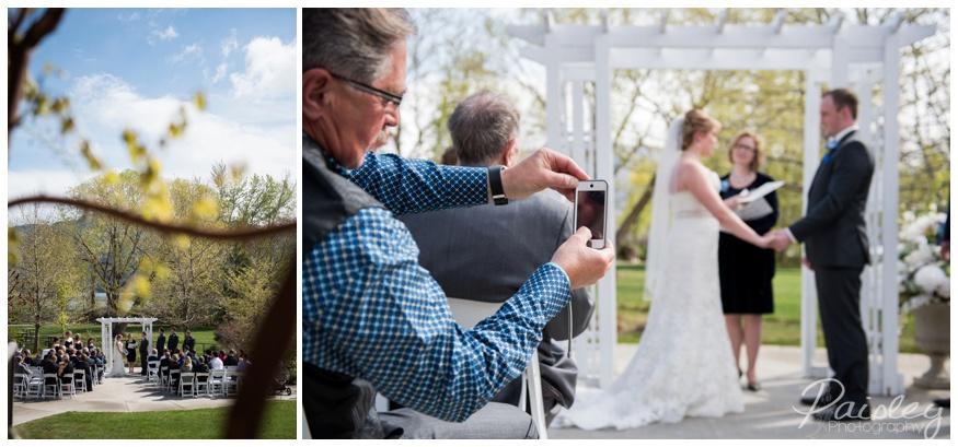 Okanagan Lake Wedding Ceremony