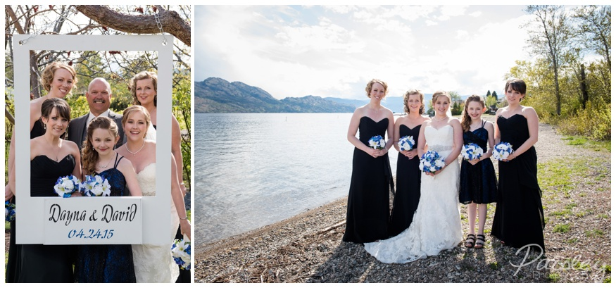 Okanagan Lake Wedding Photography