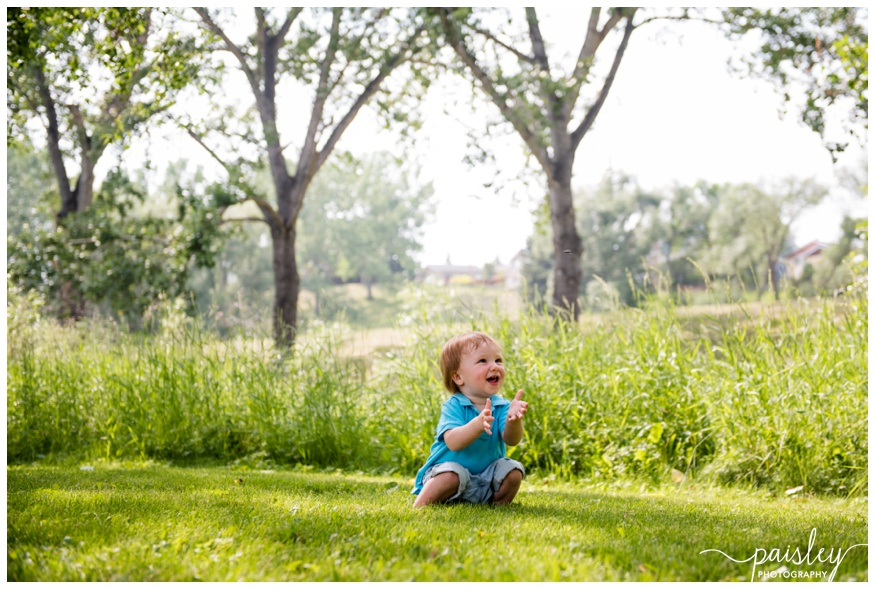 Confederation Park Family Photography