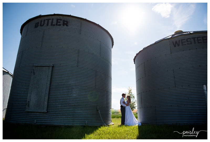 Country Wedding Photography Alberta