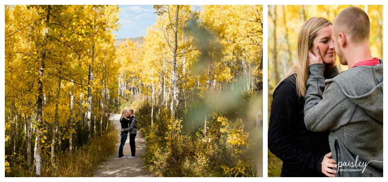 Cochrane Engagement Photography