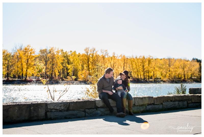 Calgary Baker Park Family Photography