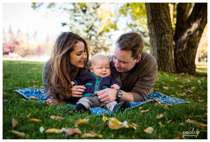 Calgary Family Photography - Baker Park