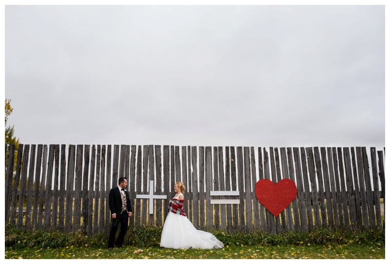 Willow Lane Barn Wedding Olds Alberta