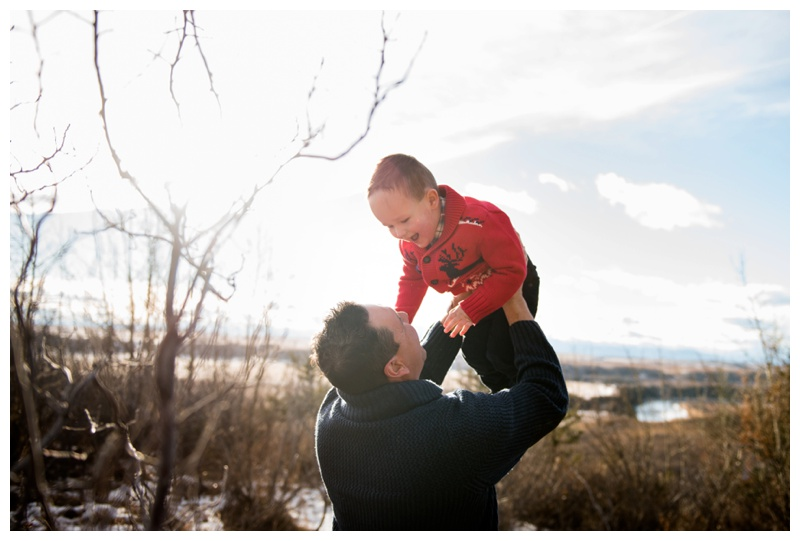 Dad & Son Family Photography