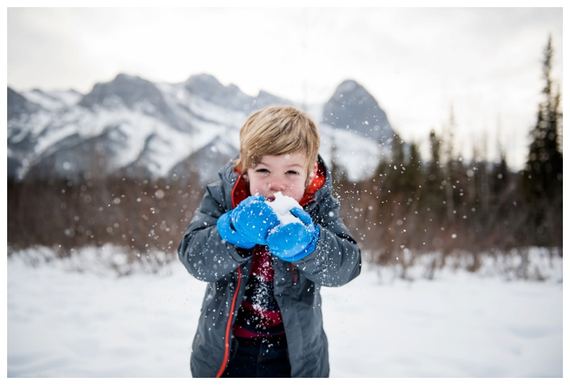 Rocky Mountain Family Photographer Canmore