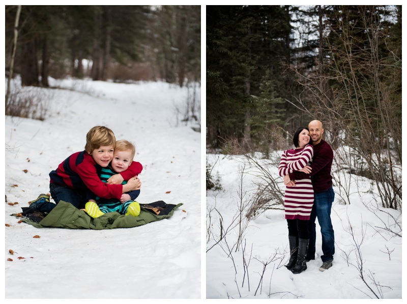 Family Photography Canmore Alberta