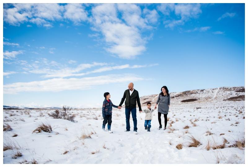 Cochrane Ranche Family Photos
