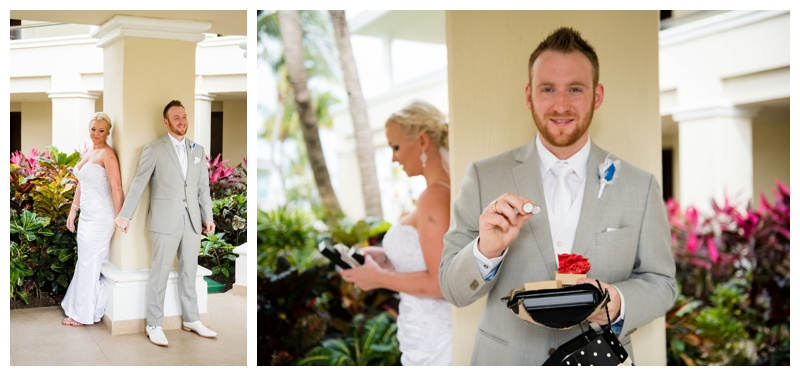 Cancun Resort Wedding Photographer