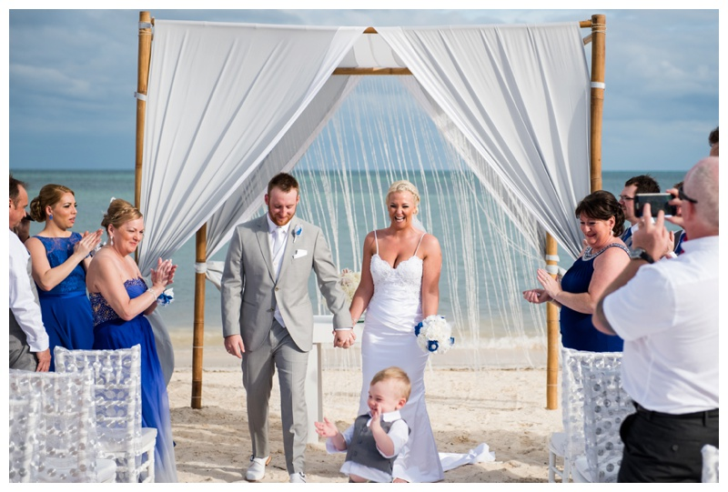 Beach Wedding Ceremony Photography