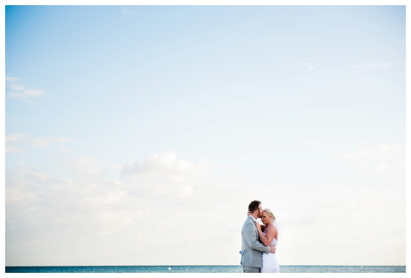 Destination Wedding Photos Cancun