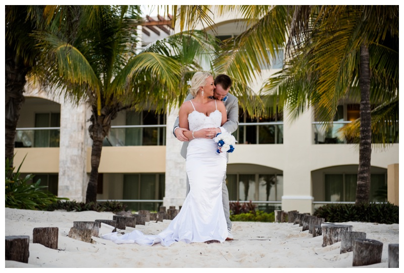 Cancun Moon Palace Resort Wedding
