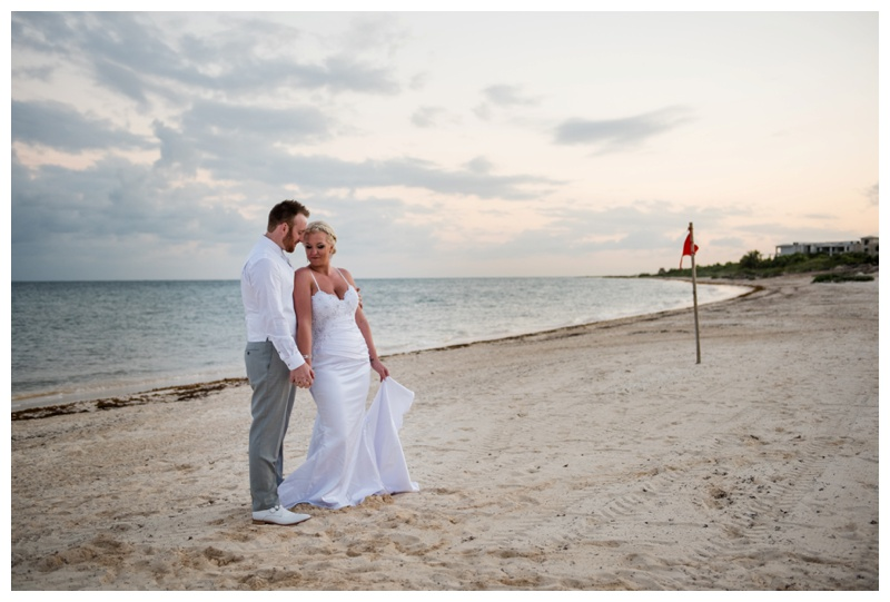 Cancun Resort Wedding Photography