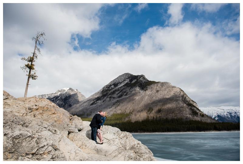 Engagement Photography Banff