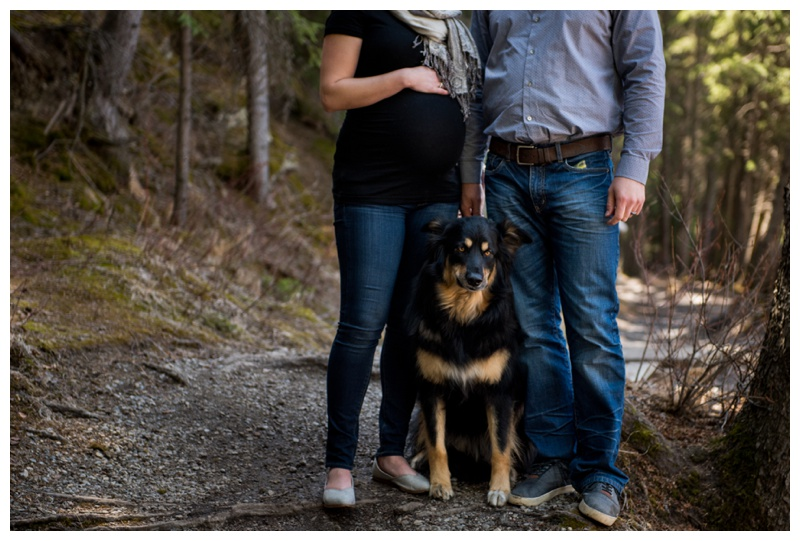 Cochrane Maternity Photography