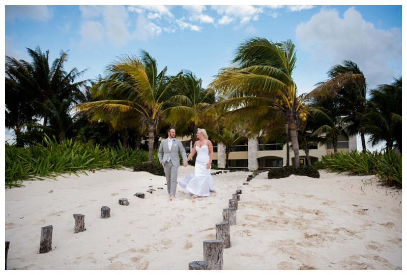 Destination Wedding Photographer Cancun