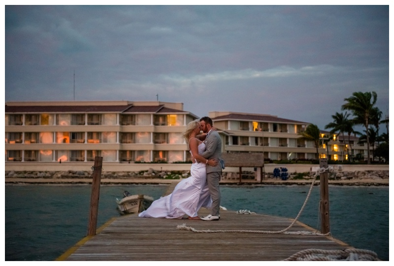 Cancun Moon Palace Resort Rock the Dress Session