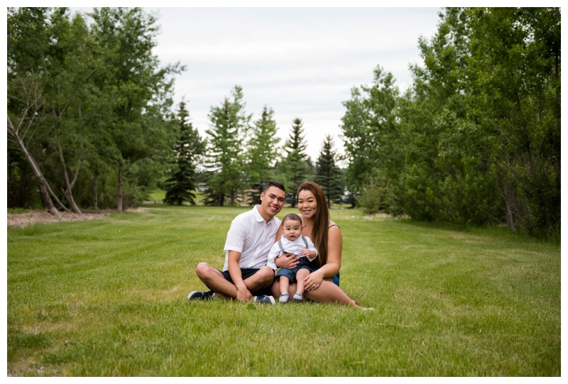 Fish creek Park Family Photos